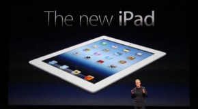 New iPad Goes On Sale 8 a.m Friday At Apple Stores & Online