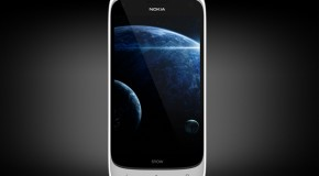 Nokia Snow Concept Flaunts 14MP Camera and WP7 OS