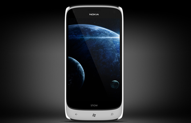 Nokia Snow Windows Phone 7 Concept