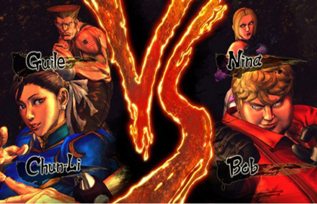Street Fighter X Tekken Co-Op Mode Missing in Xbox 360 version