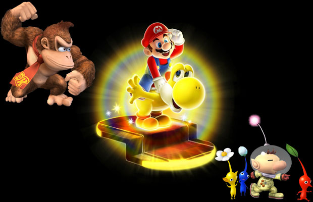 Super Mario Galaxy 2 Could Have Featured Donkey Kong and Pikmin