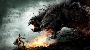 Perseus Fights the Chimera In Wrath of the Titans Featurette