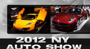 Gallery: Best Cars of the 2012 NY Auto Show