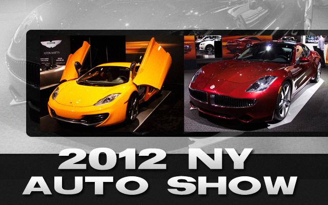 2012 NY Auto Show