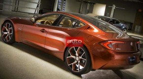 Has An Image of the Fisker Atlantic Leaked?