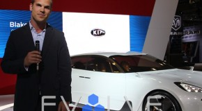 EvolveTV: Kia GT Concept Preview at 2012 NY Auto Show