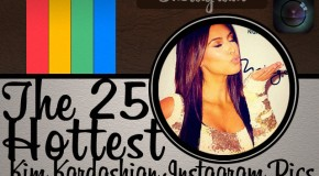 The 25 Hottest Kim Kardashian Instagram Pics
