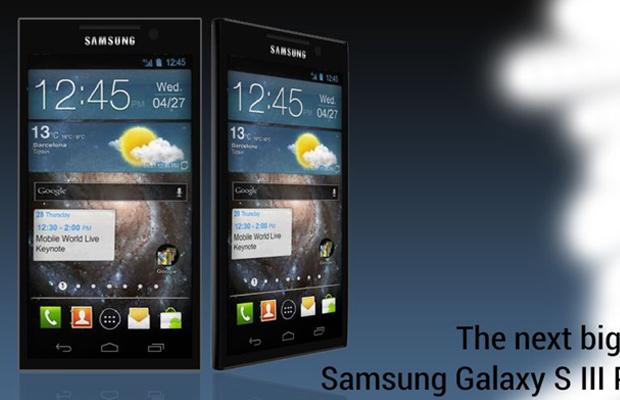 Samsung Galaxy S3 Polaris Concept by Bob Freking