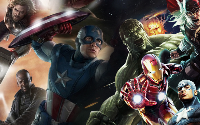 Coolest Avengers Posters