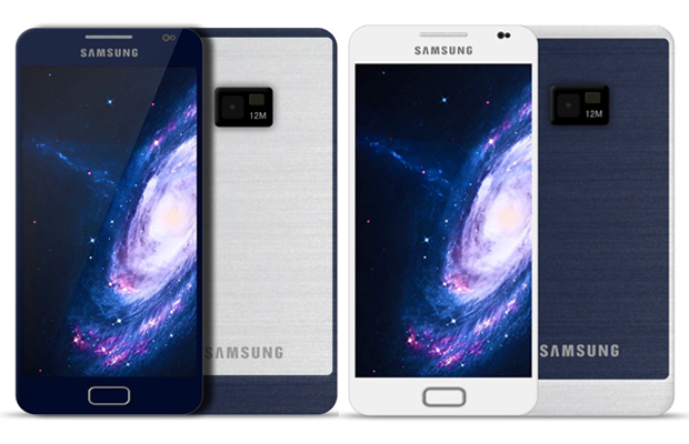 Samsung Galaxy S3 Concept by Bob Freking