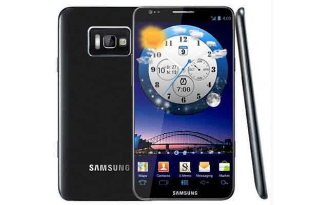 Samsung Galaxy S3 Concept Design by unknown artist