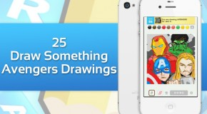 25 Awesome Draw Something Avengers Drawings