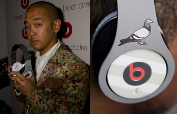 Jeff Staple Beats By Dre Staple Design Collection