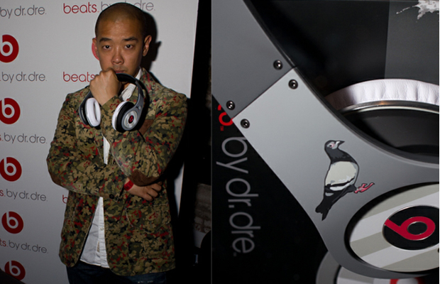 Beats By Dre Staples Design Studo Headphones Launch Event