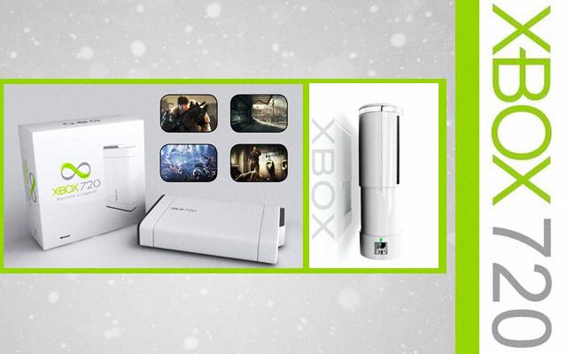 Coolest Xbox 720 Concept Designs