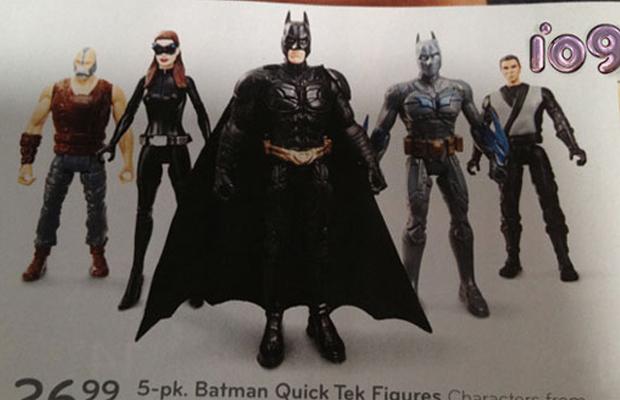Dark Knight Rises Action Figures