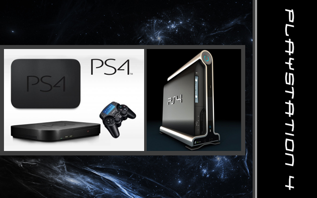 Hottest PlayStation 4 Concept Designs