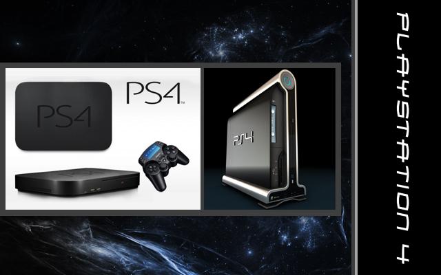 Hottest PlayStation 4 Concept Designs