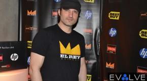 EvolveTV: Robert Rodriguez Talks AMD Relationship & Skywalker Ranch