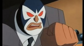 New Dark Knight Rises Trailer Given Batman: Animated Series Treatment