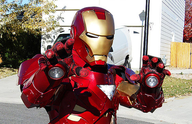 10 Awesome Real-Life Iron Man Suits