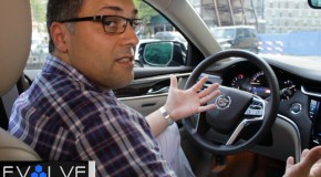 EvolveTV: 2013 Cadillac XTS CUE System Preview