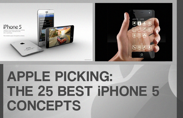 Apple Picking: The 25 Coolest iPhone 5 Concepts