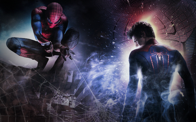 Coolest Amazing Spider-Man Posters