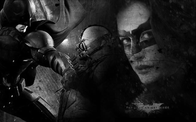 Dark Knight Rises Fan-Made Posters