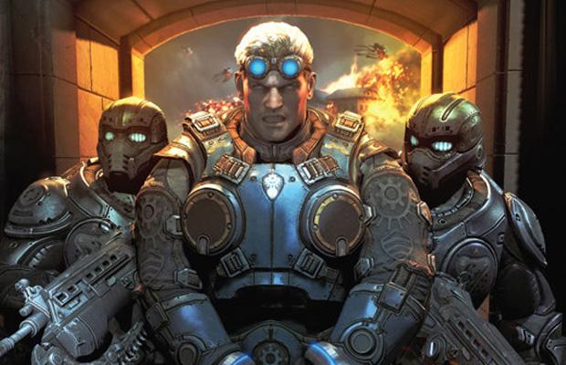 E3 2012 Gears of War Judgement
