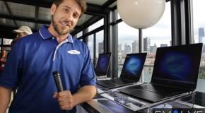 EvolveTV: Samsung Series 9 Ultrabook (2012) Preview