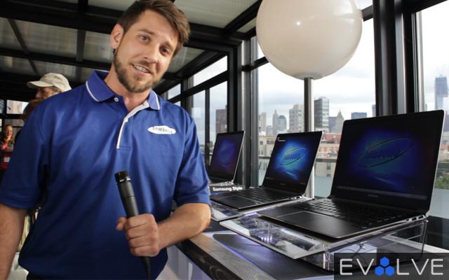 EvolveTV Samsung Series 9