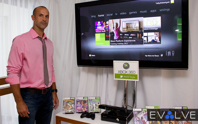 EvolveTV: Microsoft Kinect New Voice Commands Hands-On Preview