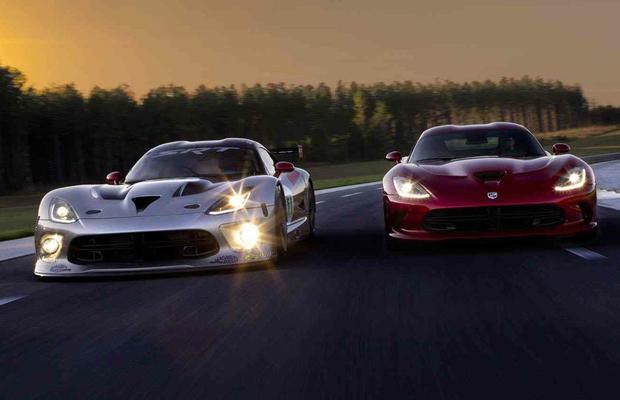 2013 Dodge Viper SRT Racing