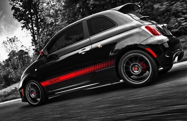 Fiat 500 Arbath Exterior