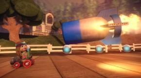 LittleBigPlanet Karting Preview (Customizations, Power-Ups, & LBP Backward Compatibility)