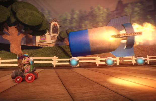 LittleBigPlanet Karting Preview