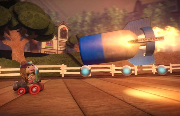 LittleBigPlanet Karting Preview