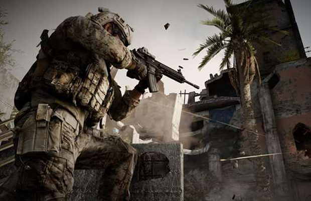 Medal of Honor Warfighter Multiplayer