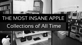 The Most Insane Apple Collections of All Time