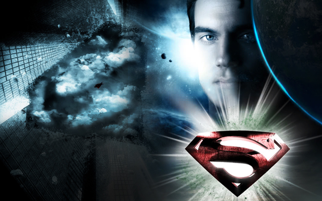 10 Awesome Fan-Made Man of Steel Posters