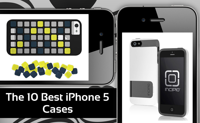 10 Best iPhone 5 Cases available now