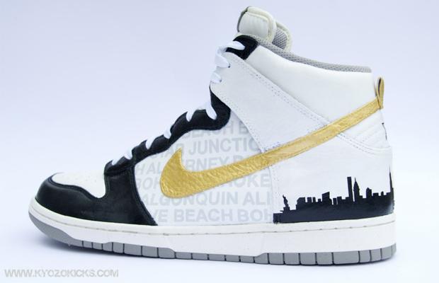 GTA IV Nike Sneakers from kyozokicks