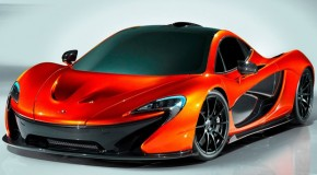 5 Things You Should Know About The 2013 McLaren P1