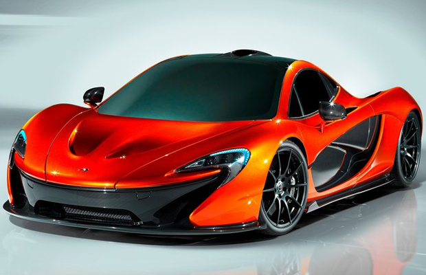 5 Things You Should Know About the McLaren P1