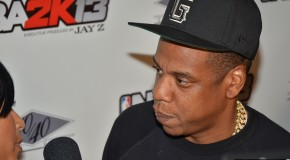 Video: NBA 2K13 NYC Launch Event (Jay-Z, Derrick Rose, Kevin Durant, Meek Mill, & More)