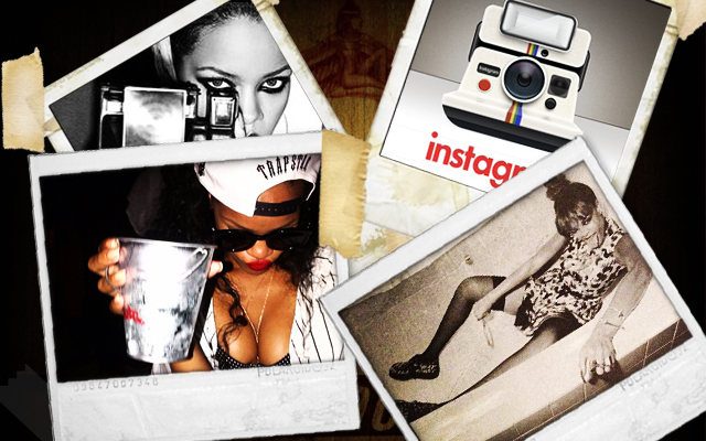 Rihanna's Most Raunchy Instagram Photos