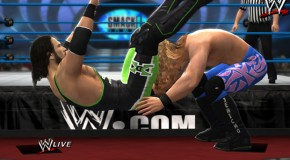 WWE 13 Preview (X-Pac, Mike Tyson, Championship Belts & WCW Wrestlers)