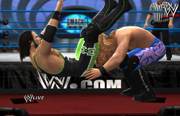 WWE 13 X Pac Preview