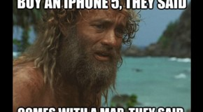The 10 Funniest iPhone Maps App Memes